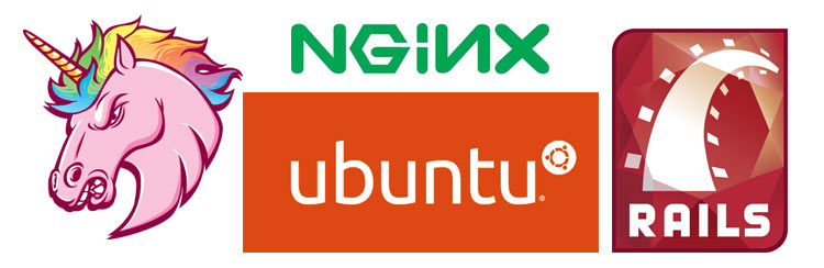 Ubuntu 12.04, Ruby on Rail, Nginx & Unicorn