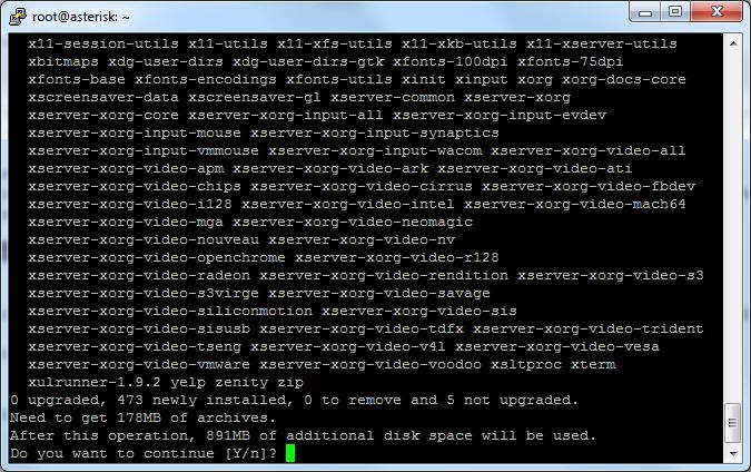 Ubuntu Server GUI Install